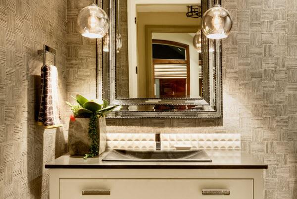 Salle de bains transitionnel polymère